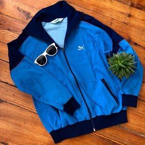 Vintage PUMA Men's Jacket